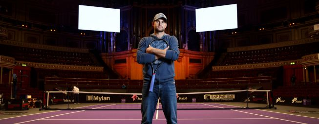 Andy Roddick, miembro de honor del All England Club