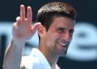 Djokovic barre al ruso Kuznetsov y se medirá a Verdasco