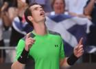 Andy Murray impone: está en octavos de final y a la carga