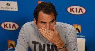 """Roger Federer: """"El golpe final de Seppi parecía imposible"""""""