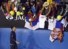 Djokovic: 23 veces seguidas en cuartos de un Grand Slam