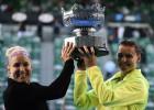 Mattek-Sands y Safavora gana el título de dobles femenino