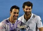 Bolelli y Fognini conquistan un histórico título de dobles