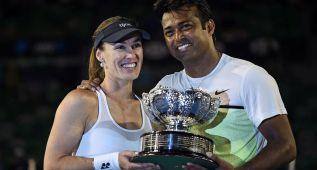 Nueve años después, Martina Hingis otra vez campeona