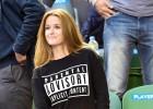 La novia de Andy Murray, 'sólo apta para mayores de edad'