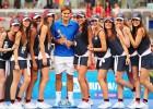 Federer confirma su presencia en el Mutua Madrid Open