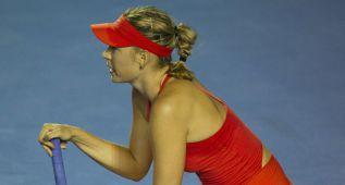 Sharapova se retira de Acapulco por problemas estomacales