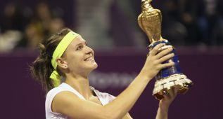Lucie Safarova gana el torneo más importante de su carrera