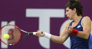 Carla Suárez se dispone a asaltar el Top-10 de la WTA