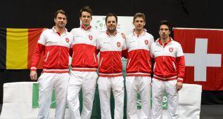 Suiza sin Federer y con el 344º y el 579º, y España sabrá rival