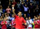 Djokovic y Troicki dejan a Serbia a un paso de cuartos de final