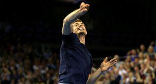 Murray recupera el cuarto puesto; Nadal sigue tercero