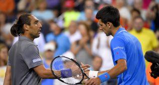 Djokovic se estrena con una cómoda victoria ante Baghdatis