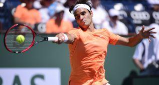 Federer arrolla a Berdych y se mete en las semifinales