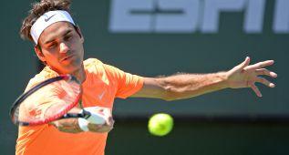 Federer, contra Djokovic por la quinta corona en Indian Wells