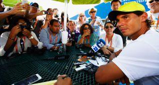 Rafa Nadal inicia el asalto a Miami ante Nico Almagro
