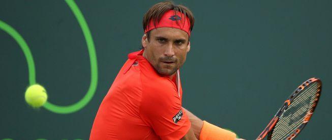 Ferrer arrolla y hay duelo entre Rafa Nadal y Verdasco