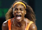 Serena Williams vence a Halep y accede a la final de Miami