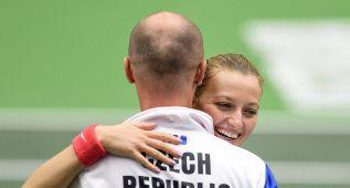 La República Checa y Rusia están a un paso de la final