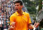 Novak Djokovic ya iguala a Federer con 23 títulos Masters