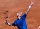 Roma: Dimitrov, Isner y Simon suman las primeras victorias