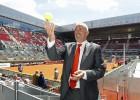 """Juan Margets: """"Se reformará la Davis si soy presidente de la ITF"""""""