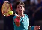 Carla Suárez, en octavos de Roma tras arrollar a Watson