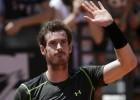 Murray abandona en Roma: 'Me sentía cansado en el entreno'