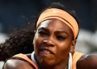 Serena Williams deja Roma por problemas en un codo