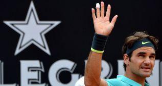 Federer vence a Berdych y espera a Wawrinka en semis