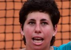 Carla Suárez gana y es finalista en Roma ante Sharapova