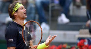 """Ferrer: """"Djokovic ha estado bien y ha jugado muy largo"""""""