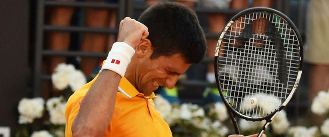 Un infalible Djokovic tumba a Federer a las puertas de París
