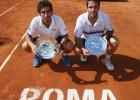 Marrero y Cuevas triunfan en el dobles del Masters de Roma