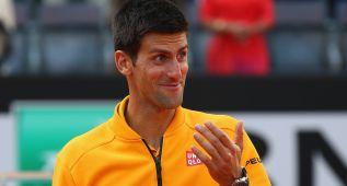 """Djokovic: """"Jugar contra Roger Federer siempre es un reto"""""""
