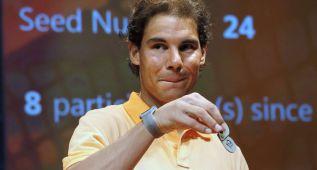 Djokovic asoma como el rival de Nadal en los cuartos de París