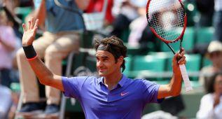 Federer, en dieciseisavos con 63 triunfos en París; cae Verdasco