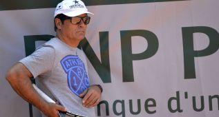 """Toni: """"Rafa tiene predisposición para ir a la Copa Davis"""""""