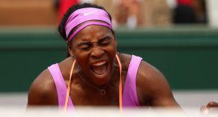 Serena cede un set pero pasa; Soler y Domínguez están fuera