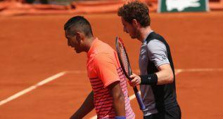 Murray y Djokovic no tuvieron piedad de la nueva ola