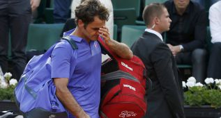 KO de Federer y Wawrinka es semifinalista ante Tsonga