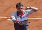 Stan Wawrinka, a su segunda final en un Grand Slam