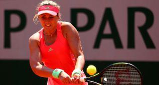 Paula Badosa, campeona junior en Roland Garros