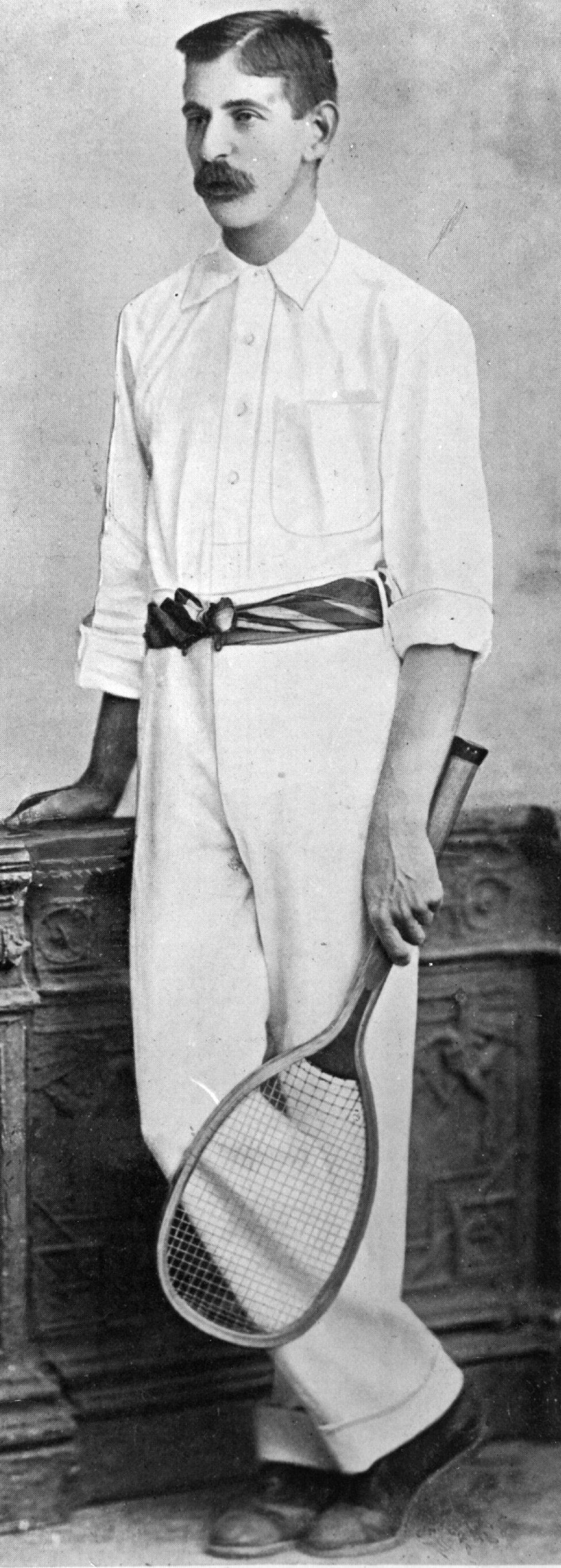 La evolución de la vestimenta masculina en Wimbledon
