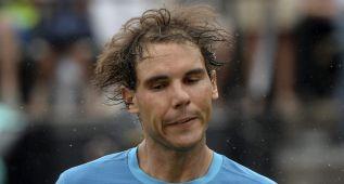 Nadal renuncia al dobles en Stuttgart por fatiga