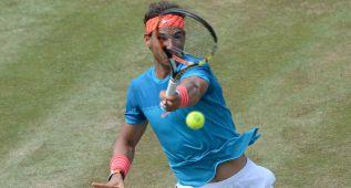 Nadal gana su cuarto título en la hierba, el 66 de su carrera