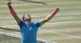 David Ferrer sigue séptimo y Rafa Nadal, décimo en la ATP