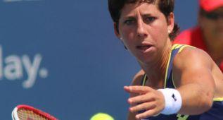 Karolina Pliskova arrolla a Carla Suárez en cuartos de final