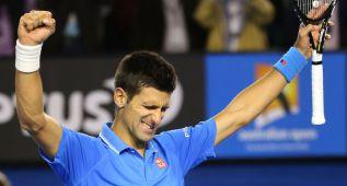 Djokovic lidera la clasificación ATP, sin cambios en el 'top-10'