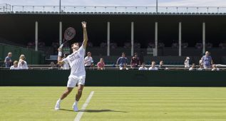 """Federer: """"Llego con la mejor preparación para Wimbledon"""""""